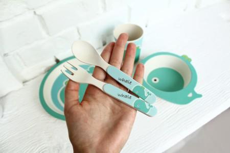 Бамбуковая посуда для детей — плюсы и минусы.