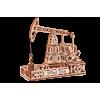 Деревянные 3D пазлы