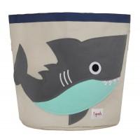 Корзина для хранения игрушек Акула