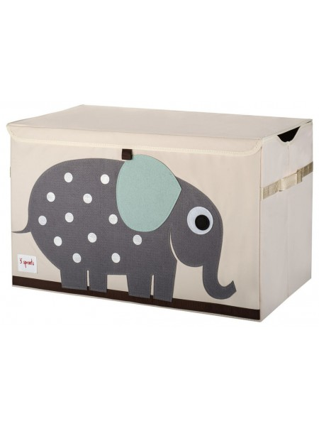 Сундук для хранения игрушек  Слон