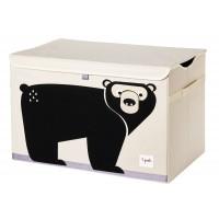 Сундук для хранения игрушек Медведь