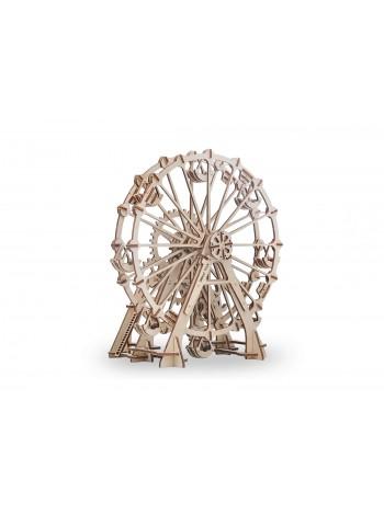 """Механический 3D-пазл из дерева """"Колесо Обозрения"""""""
