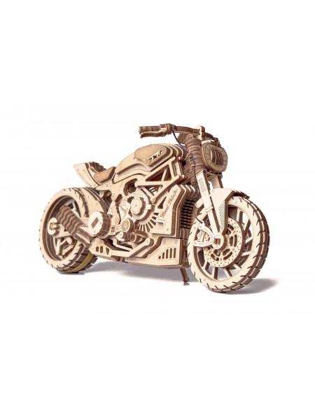Механическая сборная модель Мотоцикл DMS