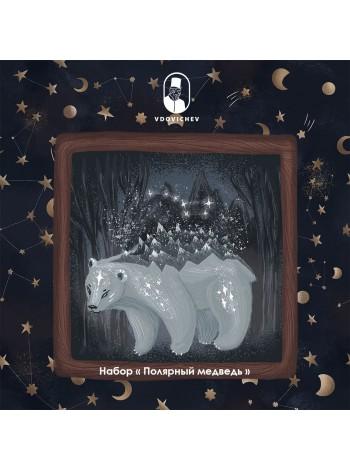 """Пазл Mr.Puzz """"Полярный медведь"""""""