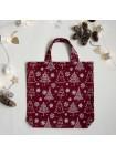 Новогодняя сумка-шоппер