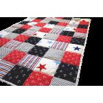 Детские лоскутные одеяла