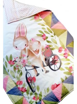 Лоскутное одеяло Мамина забота