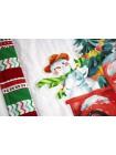 """Детское лоскутное одеяло """"Новогоднее"""""""
